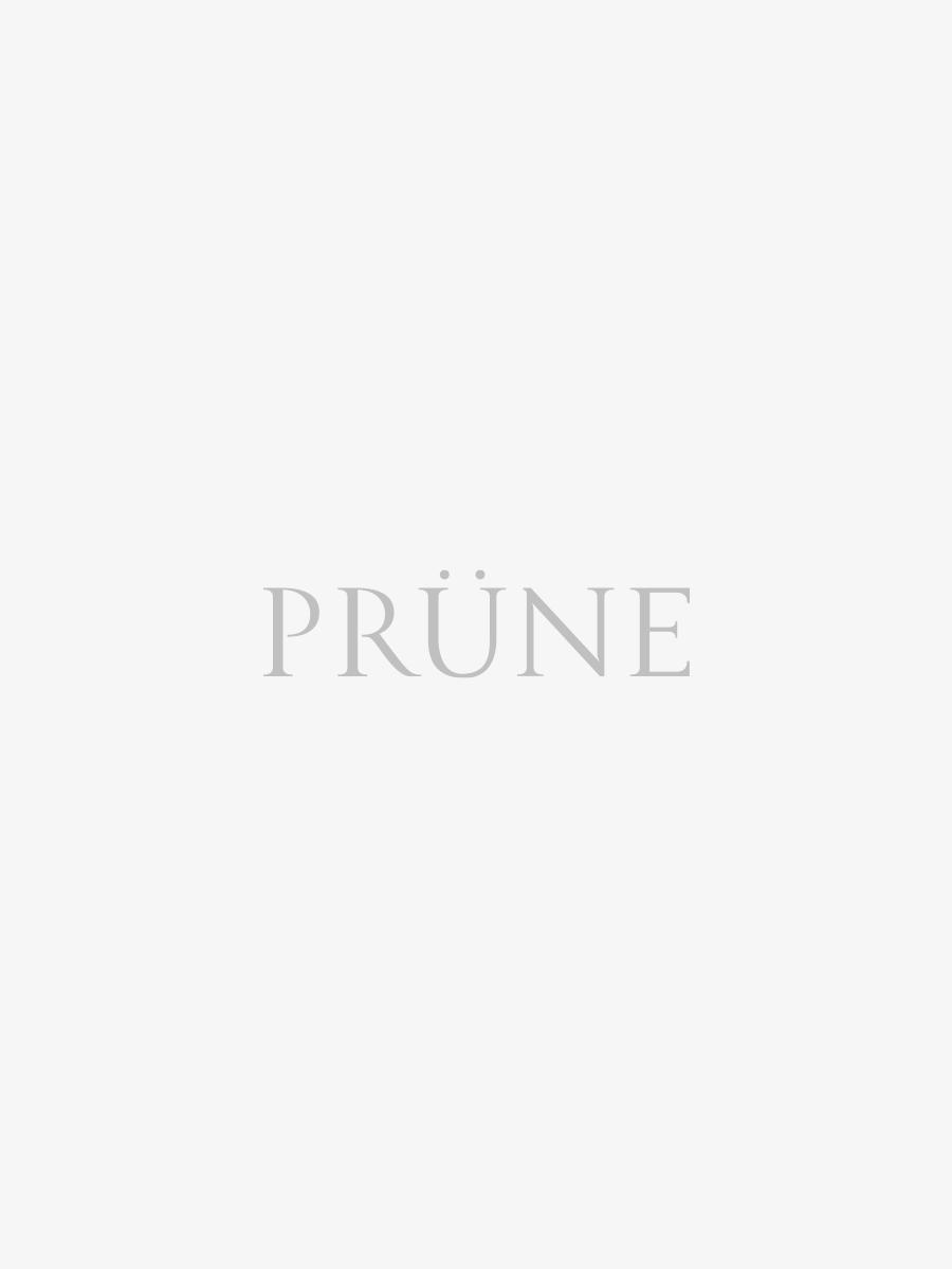 Cartera The P&P Collection En Cuero Metalizado